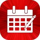All-in-One Year Calendar Icon
